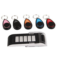 2015 Hot 5 In 1 Wireless Lost Key Finder Locator Alarm Keychain 40m