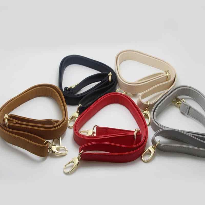 2da05364ed ... Women PU Leather Shoulder Bag Belt straps Handle Adjustable DIY Purse  Strap 6 color Available Handbags
