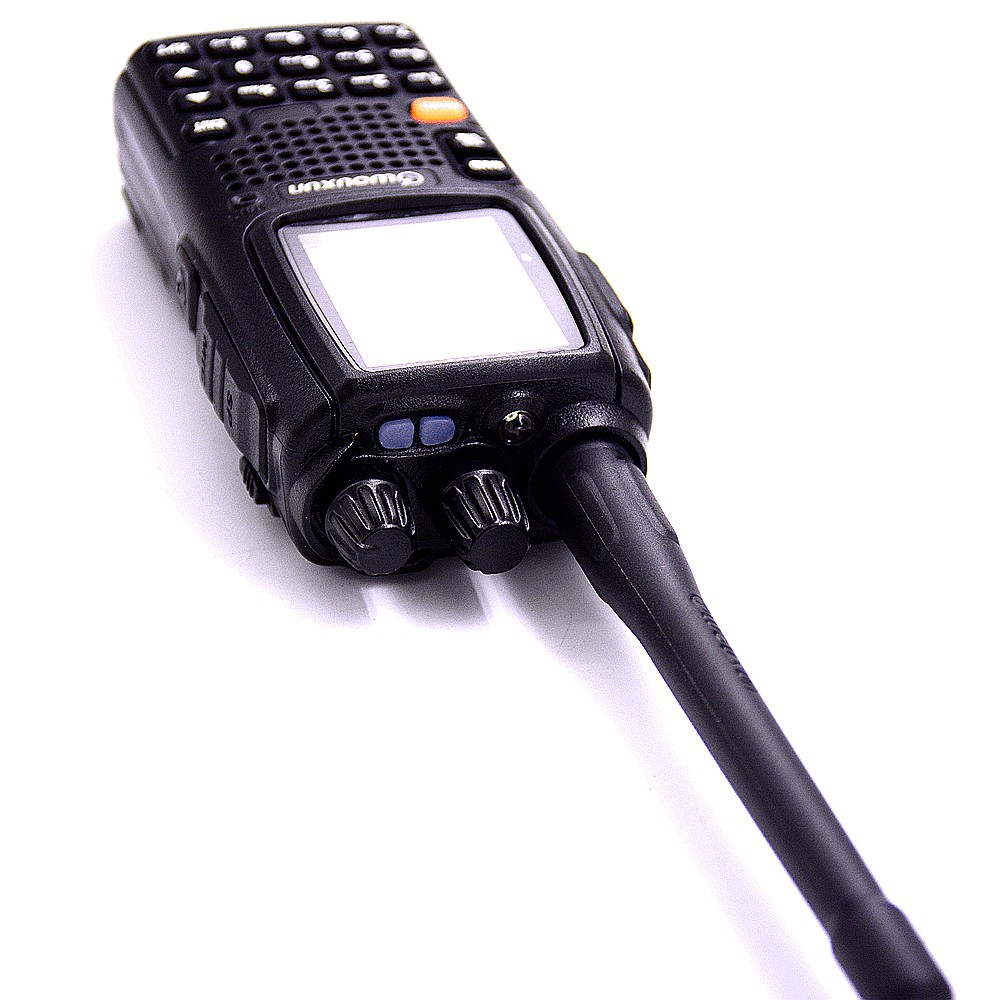 Baofeng KG-9D bidirectionnelle Radio double bande Transmission sept bandes réception jambon talkie-walkie et 2 Gain antenne Scaner professionnel