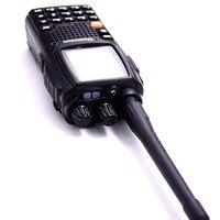 Baofeng KG 9D двухстороннее радио двойные полосы передачи семь полос приема ham Walkie Talkie & 2 усиления антенны Professional сканер