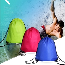 5pcs Drawstring Bags Backpack String 100pcs Customize Kids Drawstring Backpack Backpack Waterproof Women bags Pouches drawstring bow double zipper backpack