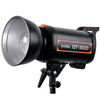 Godox QT Series QT300 300WS High Speed Photography Studio Strobe Flash Modeling Light Recycling Time 0.05 1.2s 300W