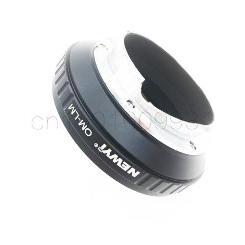 Lense Mount Adapter OM-LM Adapter for Olympus OM Lens to Leica M L/M M9 M8 M7 M6 M5 for TECHART LM-EA 7