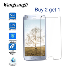 9H 2.5D Clear Tempered Glass Film for Motorola Z3 X4 phone MOTO PLAY Protective HD Screen Protector