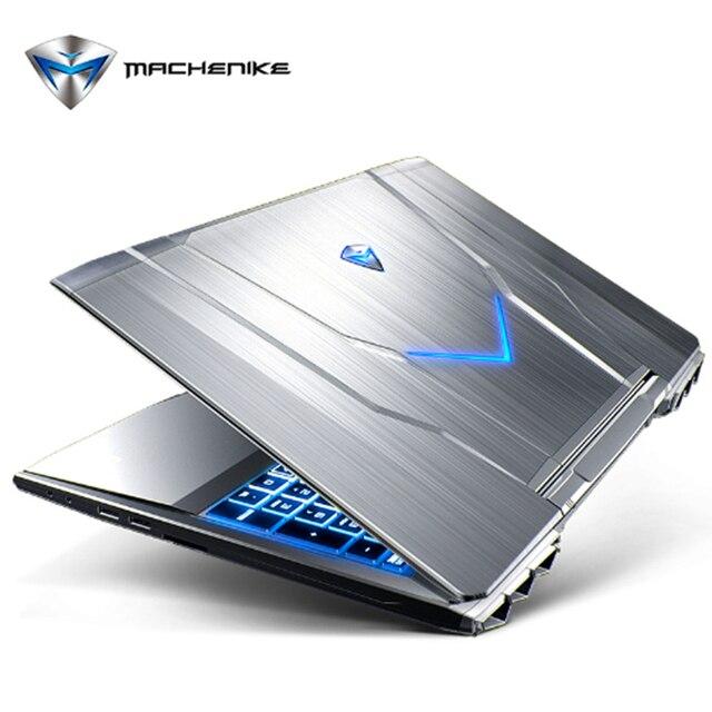 "Machenike F117 F6K 15.6"" FHD Gaming Laptop RGB Backlit Keyboard Notebook i7 7700HQ GTX1060 6GB"