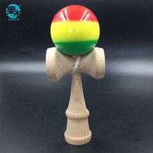 Wooden ball Kendama Strings Professional Japan Japanese Toy