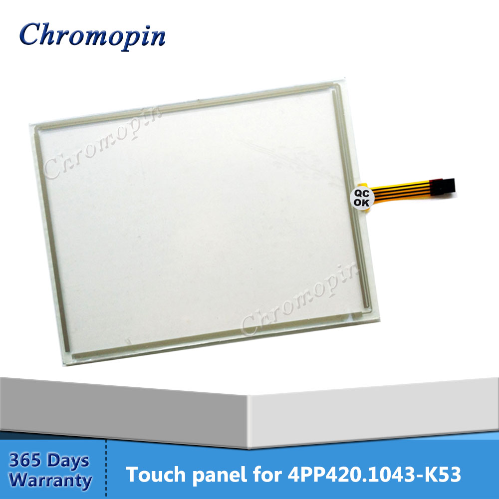 Touch panel for B&R 4PP420.1043-K53 touch panel for b