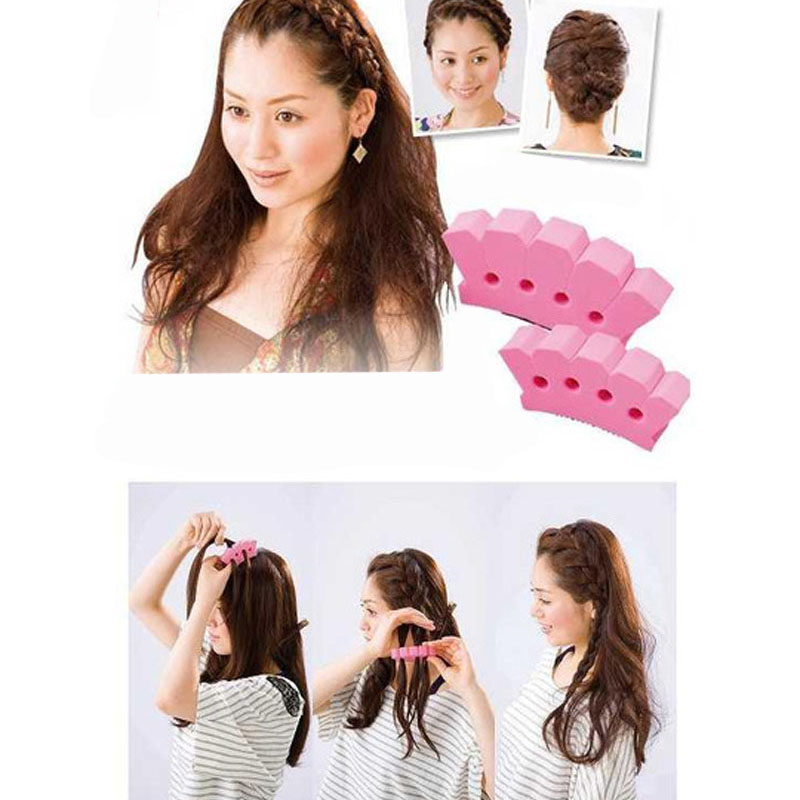 braiding machine for hair