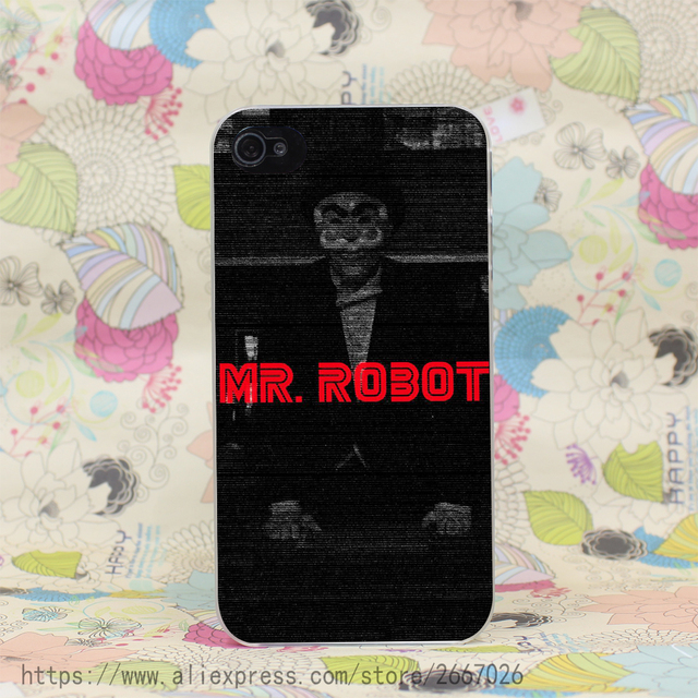 Mr Robot Case For iPhone