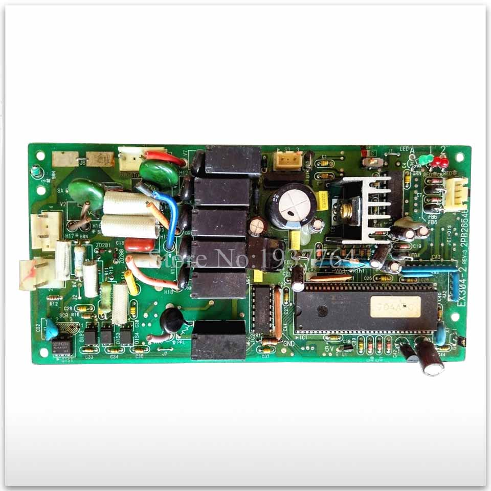 for Air conditioning computer board circuit board 2PB26545-1 EX304-2 FTY35FV1C used board good working hot sale humidifier aromatherapy essential oil 100 240v 100ml water capacity 20 30 square meters ultrasonic 12w 13 13 9 5cm