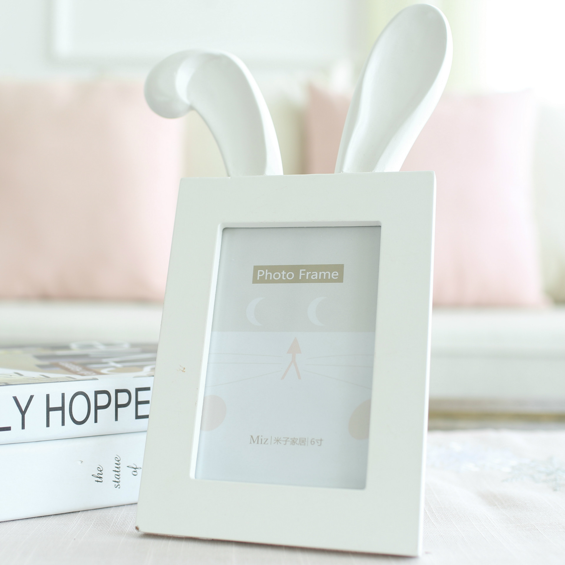 European Creative Photo Frame Cute Baby Picture Frame Stage Wall ...