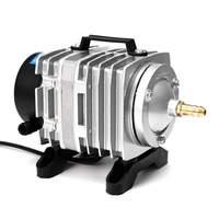 220V 18W Commercial Fish Tank Aquarium Air Pump Oxygen Aquaponics Hydroponics Pond Mute Energy Saving Accessories