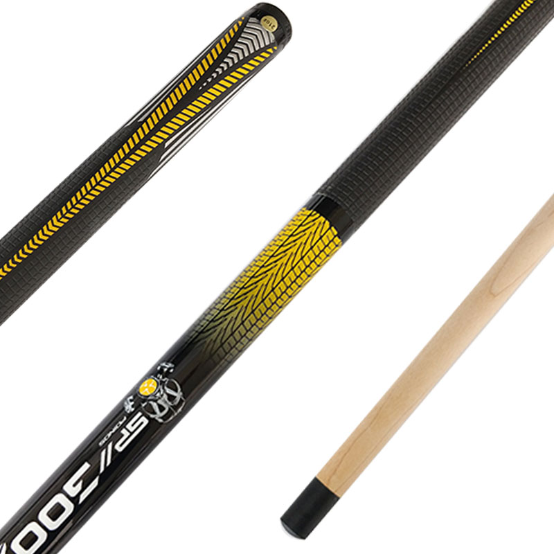 NEW POINOS Break Jump Cue 13mm Tip 148.5cm Length 3 Colors China