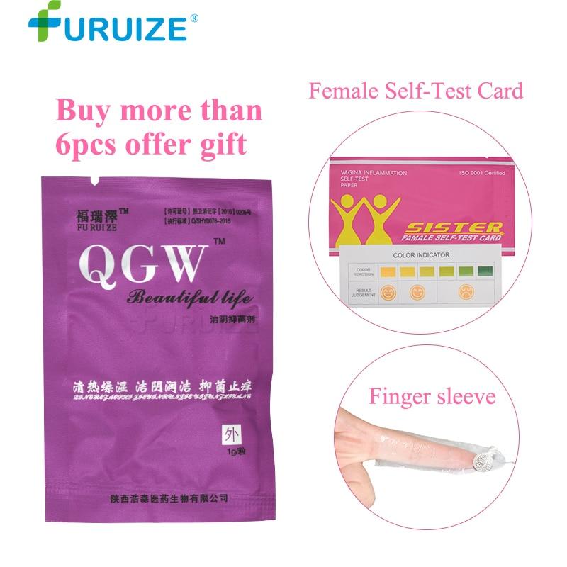 6 pcs Vaginale tampons belle vie Hygiène féminine toxines décharge Gynécologique Écouvillon Tampons femmes soins de santé yoni perles