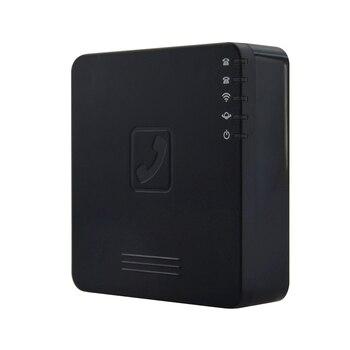 Бесплатная доставка! voip беспроводной маршрутизатор с 2 Портов Voice over IP gt202 с WI-FI SIP Gtalk беспроводной ATA шлюз gt202