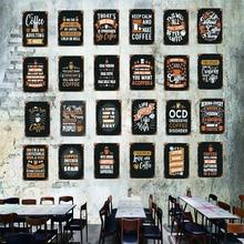 RetroTin Bar Signs Metal Plates For Wall Home Art Pub Kitchen Restaurant Decor Poster DU-4718
