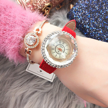 2019 New Hot Selling Watch Full Star Watch Full Diamond Waterproof Quartz Watch for Women все цены