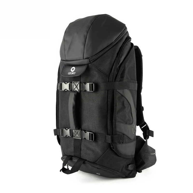 Famous Brand Stylish Travel Bags Large Capacity Male Luggage Shoulder Bag Computer Backpacking Men Functional Versatile Bags