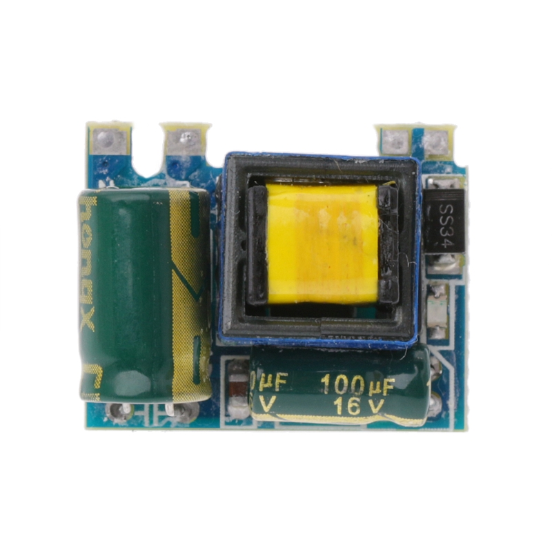 AC-DC 220V To 5V 600mA 3W Step-down Buck Power Supply Module Isolated Switching