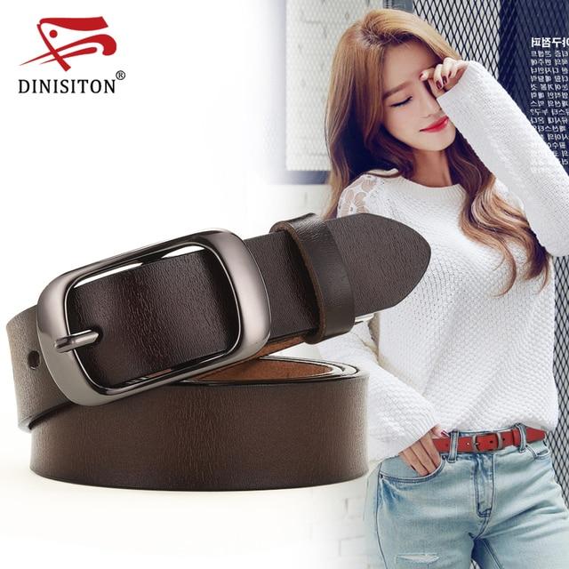Leather Belt For Strap Casual All-match Ladies Adjustable Belts Designer High Quality 1