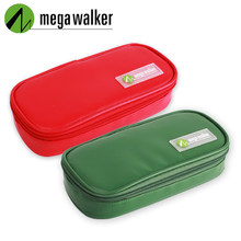 2018 cooler bag Portable Insulin cool bag Diabetic Insulin Travel Case Size:20*9*5 Late-model PU Fabric Aluminum Foil ice bag(China)