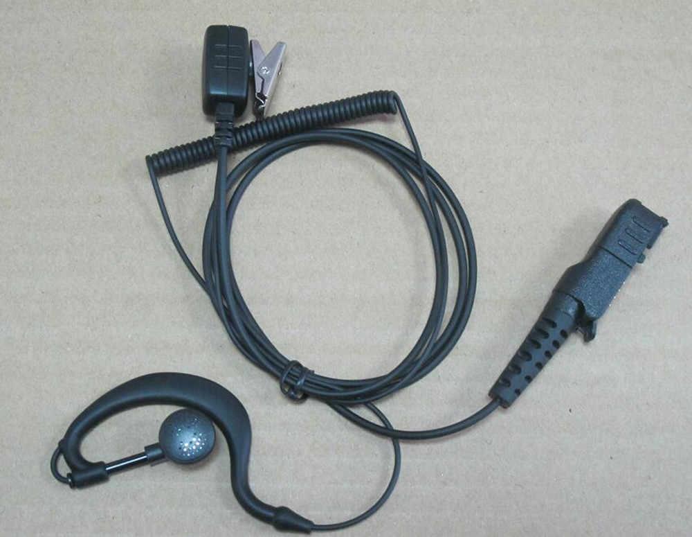 2018 New curve walkie talkie headset for MotorolaXIR P8608 P8660 P8668 P8200 P8260 P8268 P6620 P6600 XPR3300 XPR3500 XIR E8600