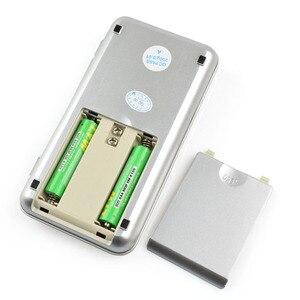 Image 5 - NEWACALOX 200g x 0,01g Mini Präzision Digitale Waage für Gold Bijoux Sterling Silber Skala Schmuck 0,01 Gewicht Elektronische waagen