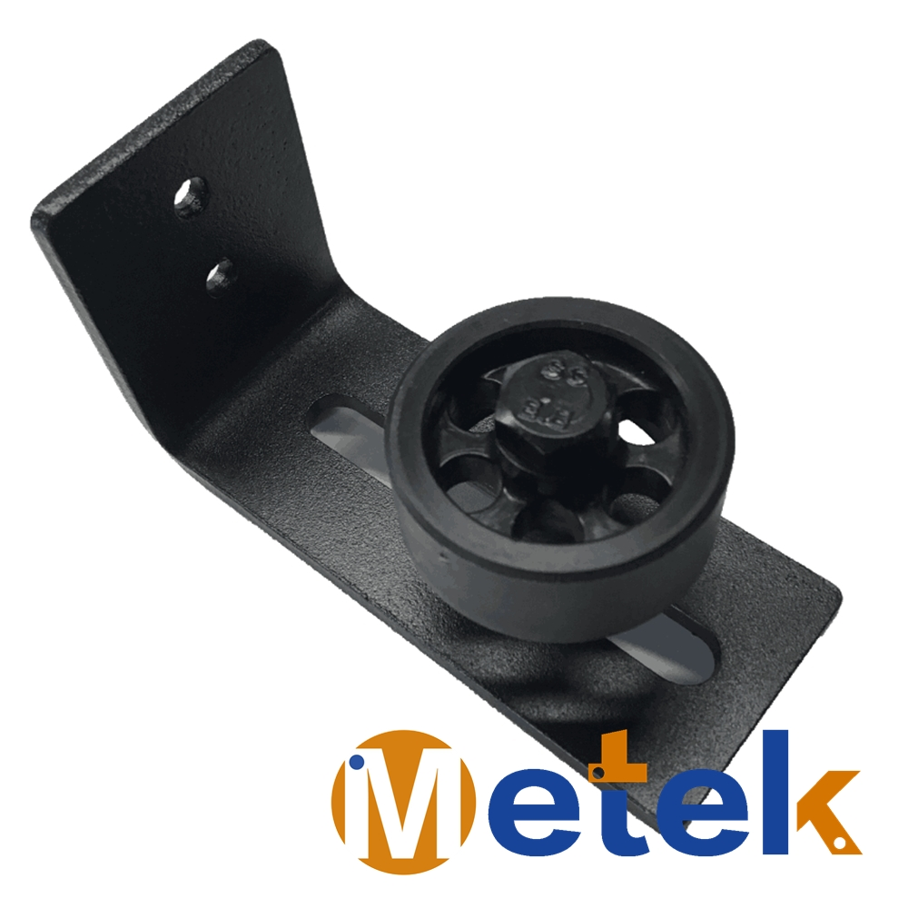 Carbon Steel Adjustable Stay Roller Wall Guide For Barn
