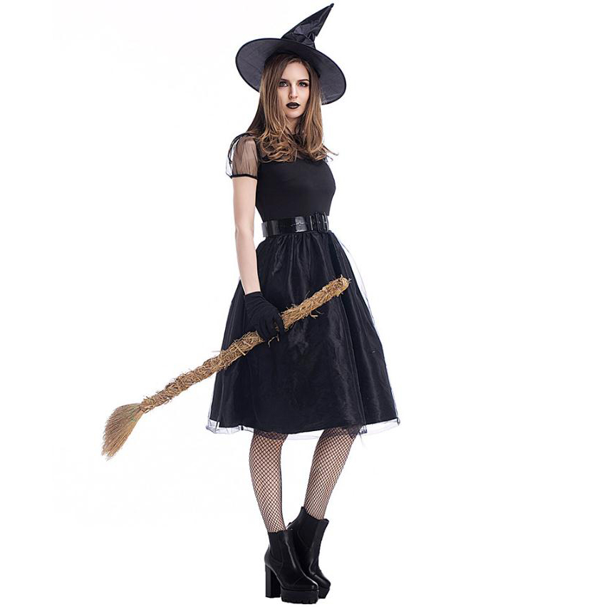 Adult Witch Costume 2018 Halloween Costumes For Women Fancy Dress