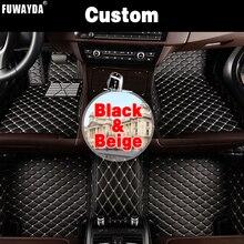 Fuwayda custom fit автомобильные коврики для Новая Mazda CX-5 2018 водонепроницаемый прочный rugscarpets для Mazda CX5 2017 Коврики для багажника