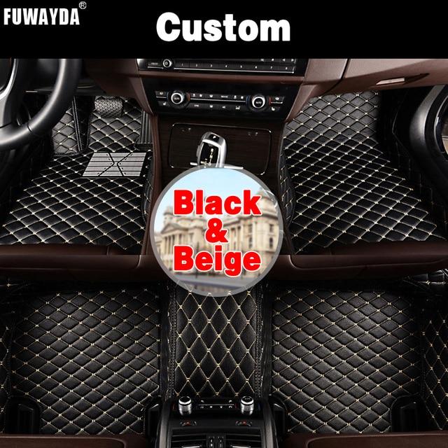 FUWAYDA Custom fit car floor mats made for New Mazda CX 5
