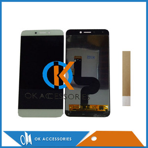 Original White Gold Color For Letv X500 Le1S Le 1S Le 2 X501 X507 LCD Display+Touch Screen Digitizer With Tape(China)