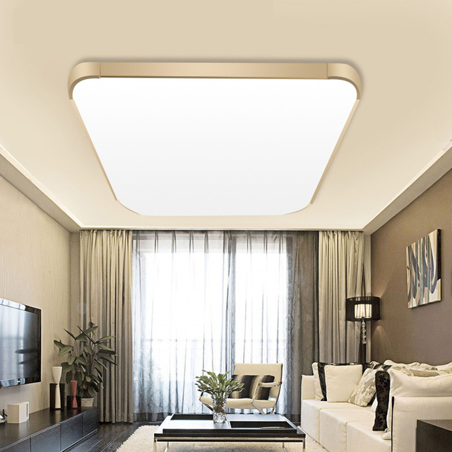 Fesselnd Innenbeleuchtung Deckenleuchten Innenbeleuchtung Led Luminaria Abajur  Moderne Led Deckenleuchten Für Wohnzimmer Lampen Für Zu Hause
