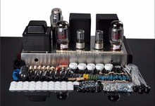 Music Hall Lastest KT88 Single-ended Class A Tube Amplifier Vacuum HiFi Single-Ended Stereo Amp 16W+16W DIY KIT