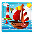 HOT Wooden Puzzle Educational Developmental Baby Kids Training Toy Levert Dropship Aug 29