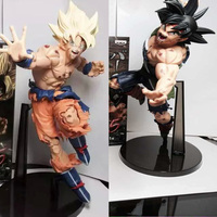Anime Dragon Ball Z Goku Tenkaichi Budokai Action PVC Figure Toys doll modello per i bambini brinquedo Spedizione Gratuita
