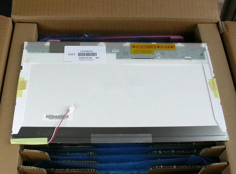 LTN160AT01 LTN160AT02 LCD For ACER Aspire 6930G 6930 6920 6935 6935G HP CQ60 For Asus X61S Toshiba AX/53HPK Laptop LCD SCREEN  new 16 laptop ccfl lcd screen display matrix panel ltn160at01 ltn160at02 for acer aspire 6920 6920g 6530 6930 6930g 6935 6935g