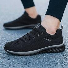 2019 Spring Autumn Classic New Men Sneakers Low Cut Casual Flyweather Men Fashion Low To Help Fashion Men Casual Shoes WW 866 4