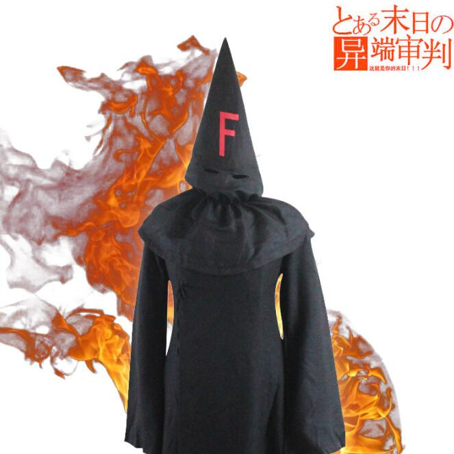 FFF group deadly fire fukanzenna tank for tesuto to summon beast ketsumatsu role play unisex black cosplay costumes