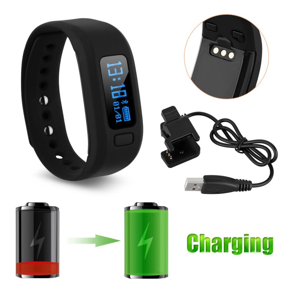 Fitness Tracker Bluetooth Smartband Sport Bracelet Smart Band 15