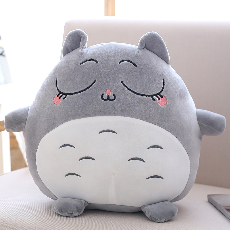 1pcs 40cm TOTORO Plush Toy Soft Stuffed Pillow /Cushion ...