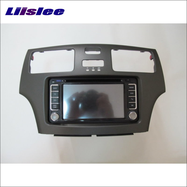 US $348 5 18% OFF Liislee For Lexus ES 330 MCV31 2003~2006 Car Radio Stereo  DVD Player GPS Nav Navigation System Double Din Audio Installation Set-in