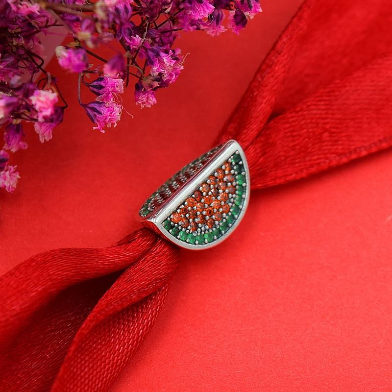 Chaud Argent Européen CZ Charme Perles Fit Pandora Style Bracelet - Bijoux fantaisie - Photo 5