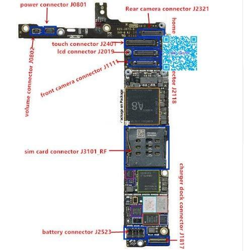 Carte Mere Iphone G