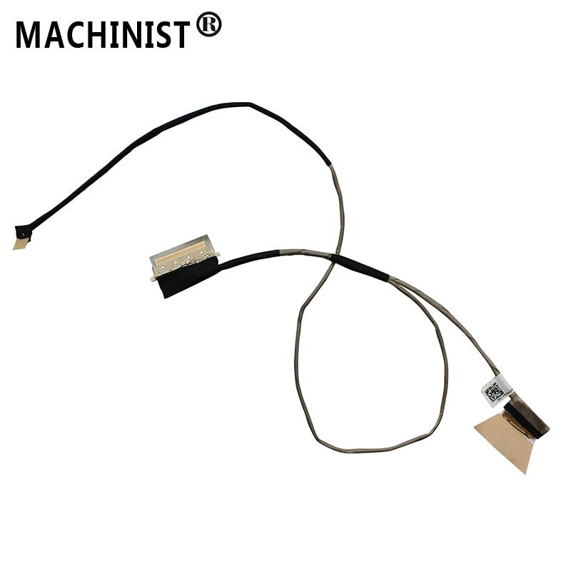 Original LVDS LCD LED Video Display Screen Flex Cable for HP EliteBook 850 G1