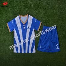 China cheap cusom sublimation soccer jerseys soccer t-shirt