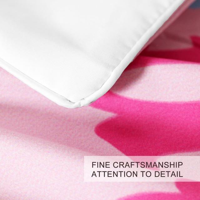 Girls Pink Unicorn Bedding