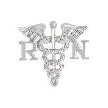 RN BSN Nurse Brooch Pin for Nurses and Student Nurses