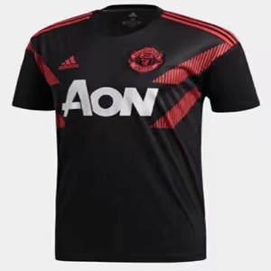6fbbedd71 2018 Manchester united shirt 2019 POGBA ALEXIS MATA LUKAKU MARTIAL LINGARD  MATIC adult Commemorative football soccer jersey