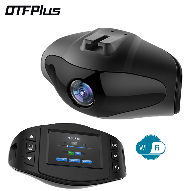 OTFPLUS Car DVR 1080P WIFI module Novatek 96658 1080P fdash cam ree shipping
